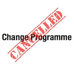 Change Programme Failure