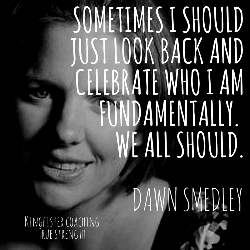Dawn Smedley celebrate who you are